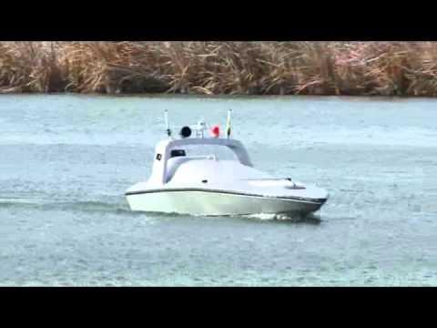 USV-I 4000 Unmanned surface vessel,Unmanned surface boat