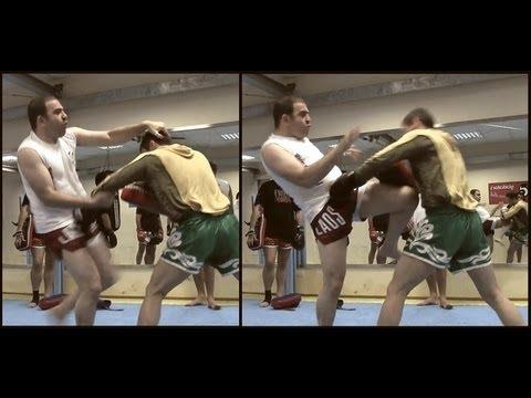 ANDRE' ZEITOUN : Muay Thai / Seminario Roma