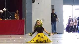 2019 Merrie Monarch Ho`olaule`a - Hunnay Demello
