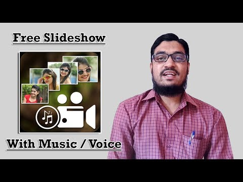Free Photo Slideshow With Music Or Voice