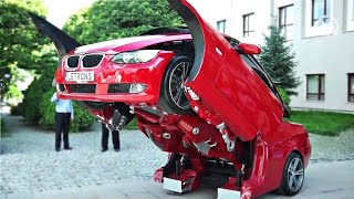 Download इस कार का असली रूप देखकर हैरान हो जाओगे | 3 Real Life Transforming Cars In The World In Hindi Mp3 and Videos