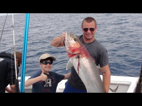 Deep Sea Fishing Siesta Key 2015