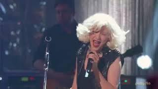 Christina Aguilera - Fighter (Video Live)