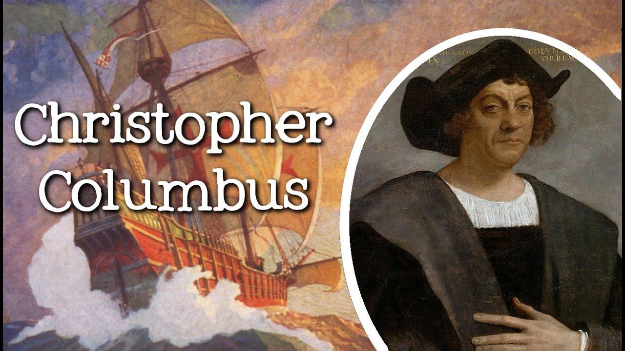 hight resolution of Christopher Columbus   TheSchoolRun