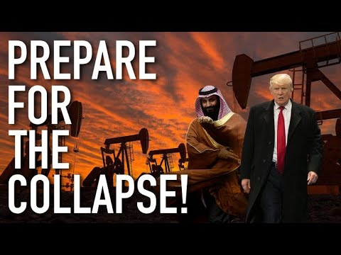 Alert They Are Weaponize Oil To Make Saudi Arabia Pay For Oil War 2020 Economic Collapse Video
