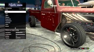 GTA 5 Pimp My Ride # 29 Rat-Loader