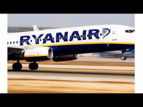 Ryanair in biggest ever one-day strike