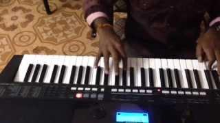 Unakenna Venum Sollu - Idhayathai Yedho Ondru Keyboard - Yennai Arindhaal