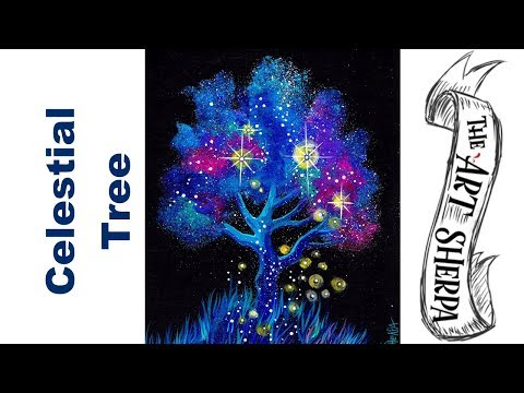 Tagged Easy Tree Painting Ideas The Art Sherpa