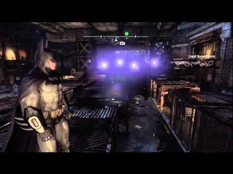 Xbox 360 Longplay [051] Batman Arkham City (Part 1 of 11)