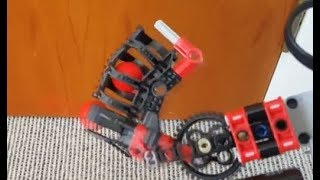How to make a EV3 mini gun