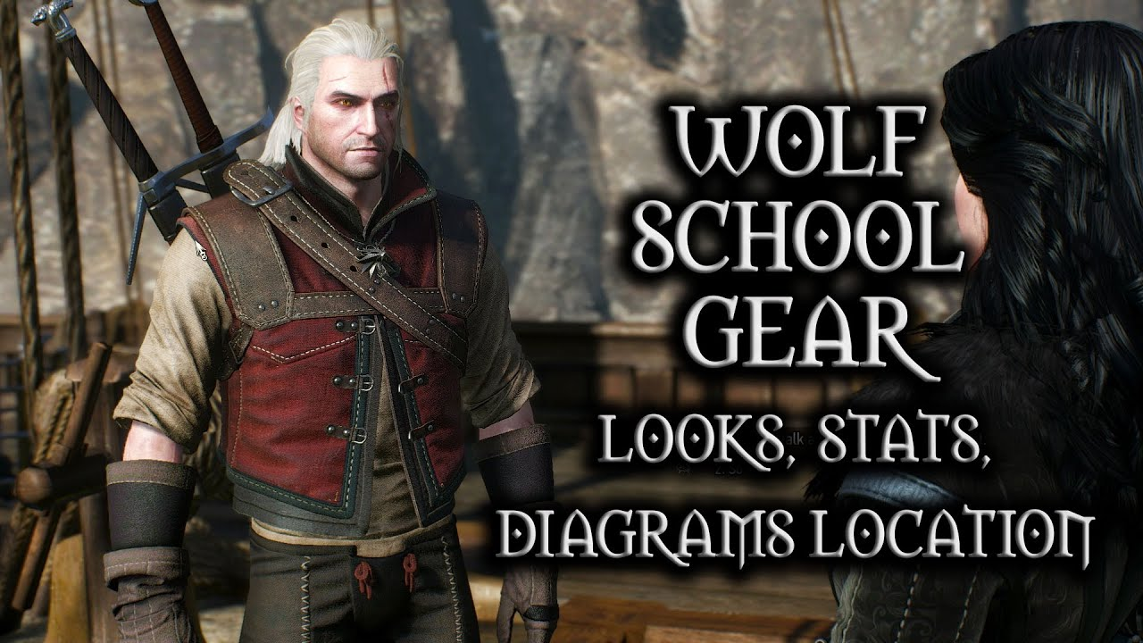 How To Get The Cat School Witcher Gear