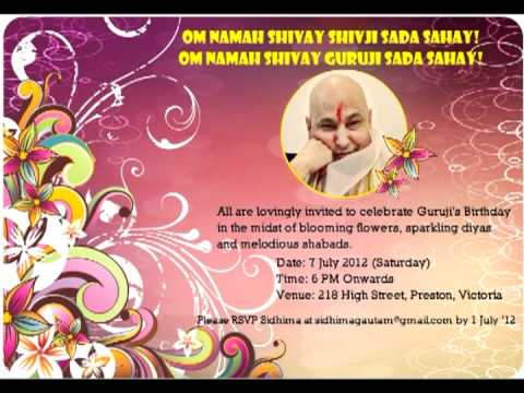 Make A Birthday Invite with best invitation template