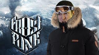 ЗИМА БЛИЗКО! Обзор Frostpunk - Выживач + стратегия с моральным выбором
