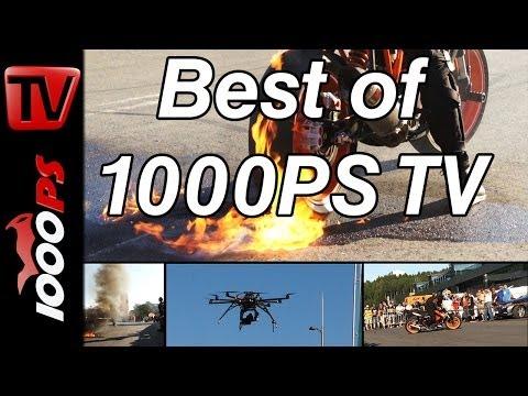 "Best of Motorcycle - 1000PS TV ""Die besten Momente"" 2012-2013"