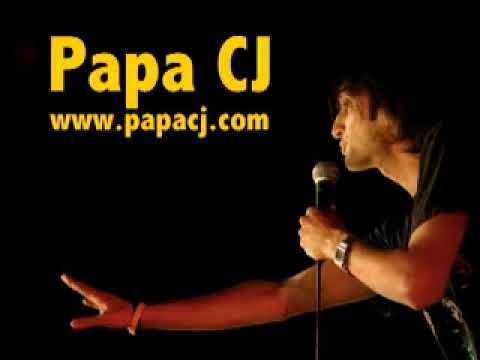Papa CJ Indian Stand-up Comedian - 'An Indian in London'