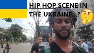 Black In Ukraine Hip Hop Ukranian In Kiev Yarmak Черный в Украине хип хоп украинский в Киеве