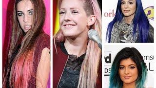 Модный цвет волос (колорирование волос) \ Fashionable hair color(, 2014-09-24T09:55:37.000Z)