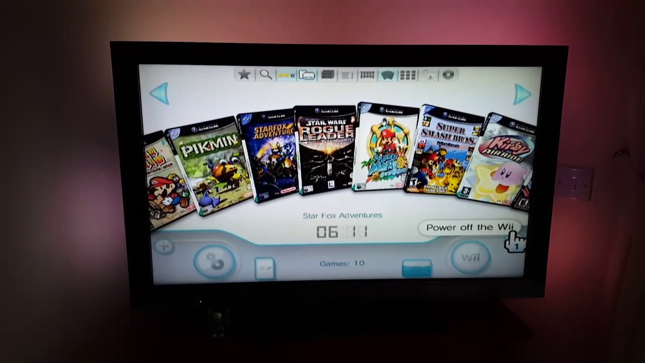 wii u homebrew how to get games