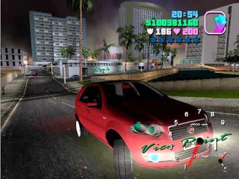 carros para gta vice city com som