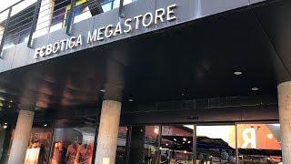 Visit to the fc barcelona mega store, camp nou