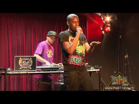 Bashy - Who Wants To Be A Millionaire/Freestyle (Live for the411show.tv)