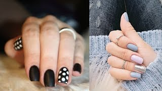 Easy Nail Art Designs For Short Nails For Beginners #4