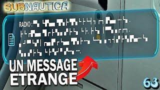 Download Video J'AI REÇU UN MESSAGE ÉTRANGE !   Subnautica ! #Ep63 MP3 3GP MP4