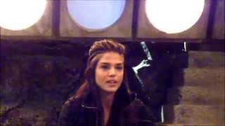 The 100 Interview with Marie Avgeropoulos on Season 2 Thumbnail