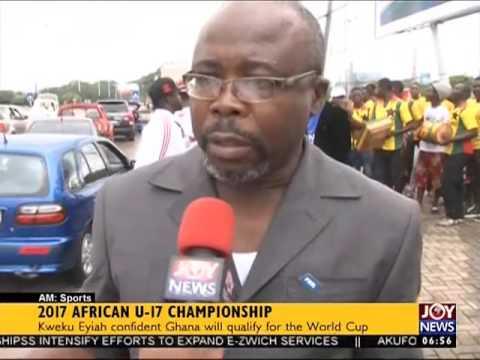 Ghana Football - AM Sports on Joy News (25-10-16)