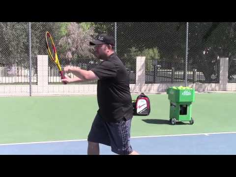ED LESSON S.W.A.T FOREHAND FOUNDAMENTALS