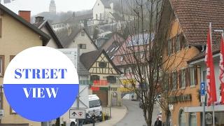 STREET VIEW: Stühlingen am Schwarzwald in GERMANY