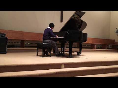 Mazurka in A flat Major by Frederic Chopin