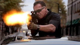 SABOTAGE Official HD Trailer Premiere With Arnold Schwarzenegger