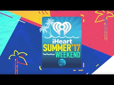 Fifth Harmony + Miley Cyrus + Halsey at iHeartSummer '17 Weekend by AT&T
