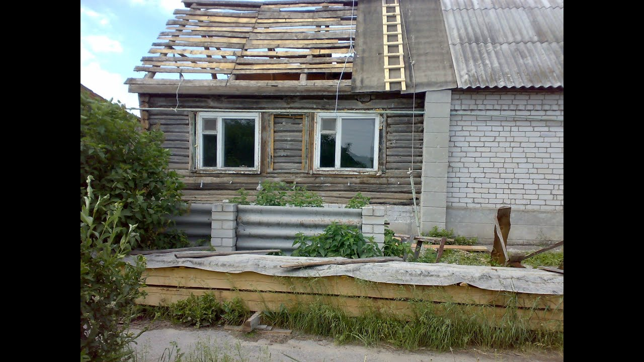 Поднимаем старый дом своими руками 574