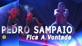 PEDRO SAMPAIO - Fica A Vontade // FUNK choreo for ZUMBA by Jose Sanchez
