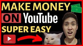 Easiest Way Make Money On YouTube Without Making Videos - NEW Viral Method