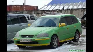 Галерея автомобилей | Honda Orthia на Дальнем Востоке России