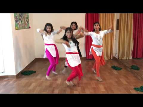 Holiya me ude re gulal dance by jhankar...