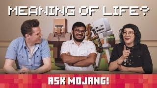 Ask Mojang #2: Meaning of Life