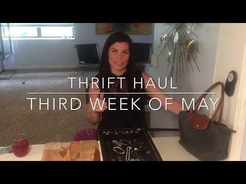 Third Week of May Thrift Haul