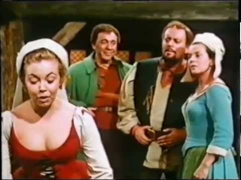 Merry Wives of Windsor Gorin Popp Foster Hightower 1965