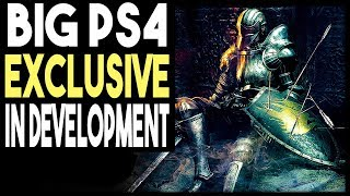 BIG PS4 EXCLUSIVE IN DEVELOPMENT - WHAT COULD IT BE?