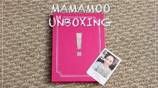 Gambar cover [Unboxing] MAMAMOO 마마무 3rd Mini Album - Pink Funky