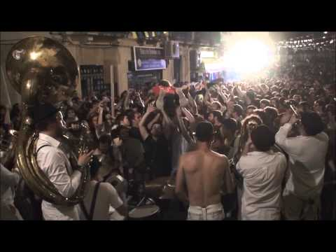 Festival des Fanfares Montpellier 2015 - God Save The Cuivres - Creep