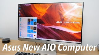 Asus New All In One Windows PC AiO V241 Overview