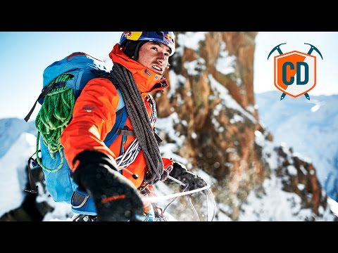 David Lama: High Altitude Extreme Climbs | Climbing Daily Ep.921
