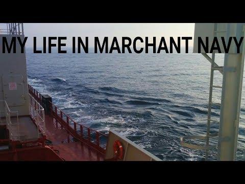 My life in Merchant navy