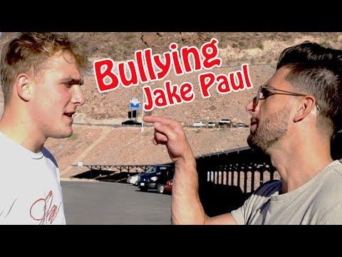 RACING JAKE PAUL!!